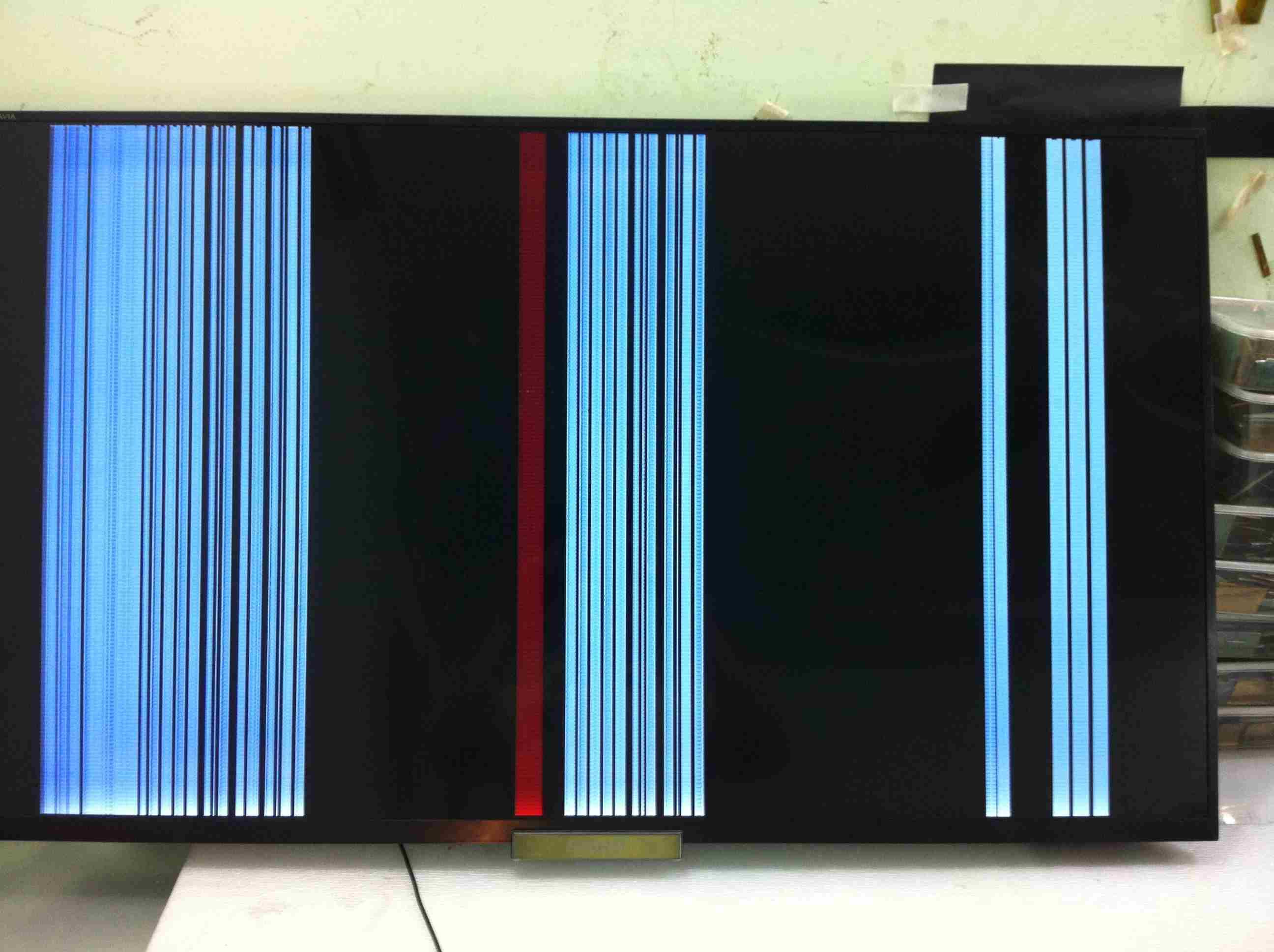thay màn hình tivi sony tại hải phòng