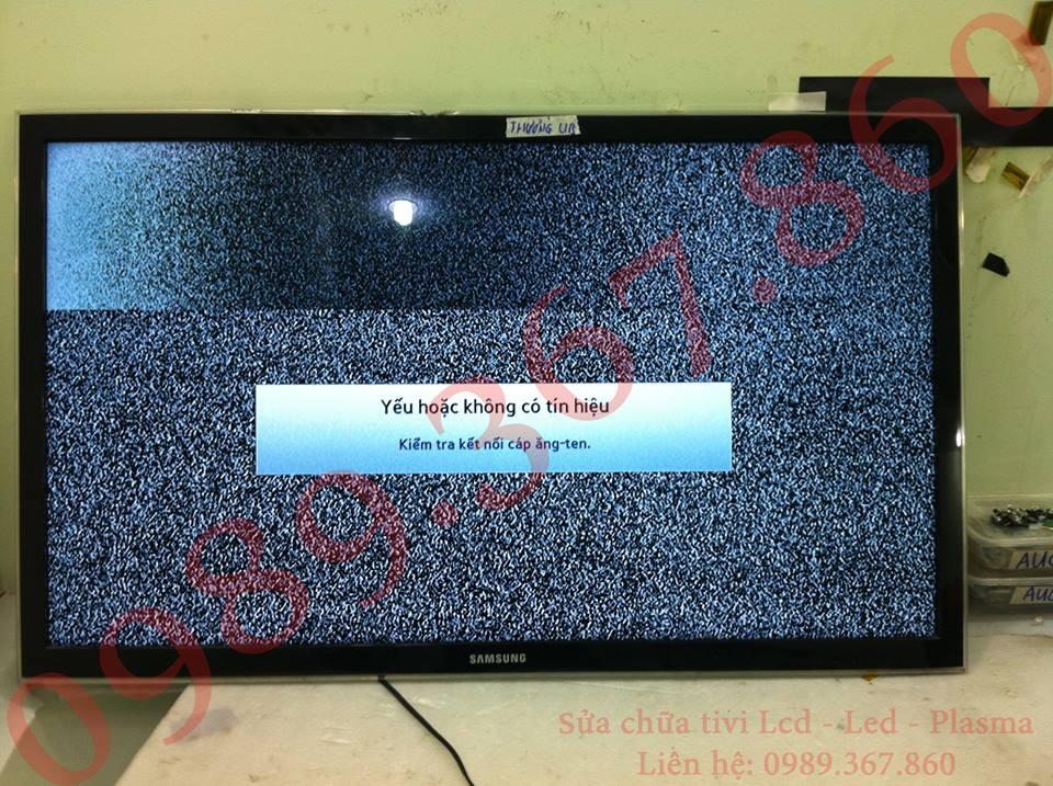 Thay màn hình tivi samsung tại hải phòng