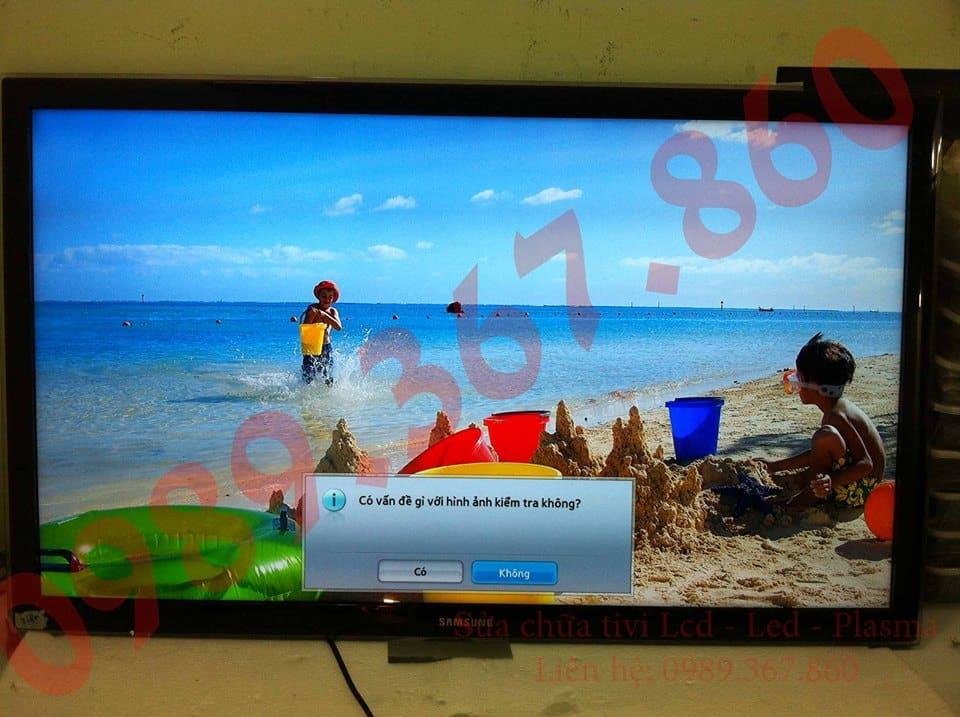 Sửa màn hình tivi sony hải phòng