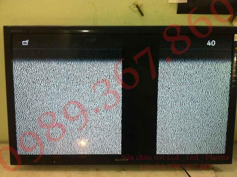 thay màn hình tivi sony 43w800c