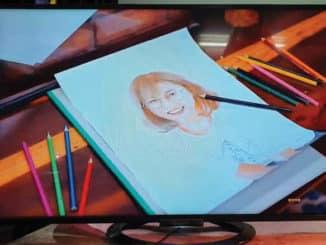Thay màn hình Sony 50W704A 1
