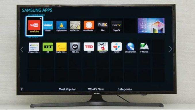 Thay màn hình tivi samsung 40j5200 ở hải phòng