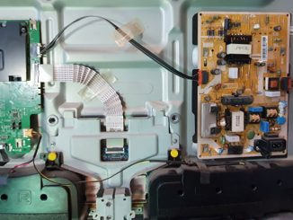 Thay màn hình tivi samsung UA43K5500 3