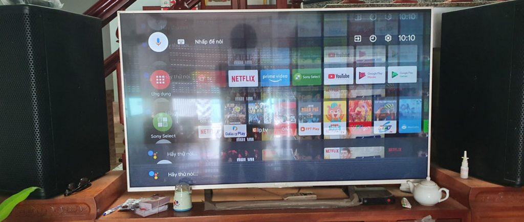 thay màn hình tivi sony 49x8000d